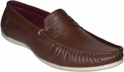 Strive Brown Loafers