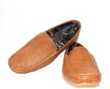 ANP Corporate Brown Loafers (Brown)