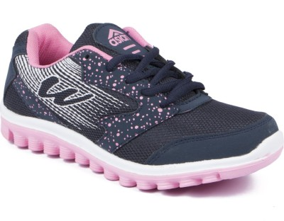 ASIAN Running Shoes(Navy, Pink)