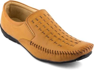 Theme United TU_603_TAN Loafers