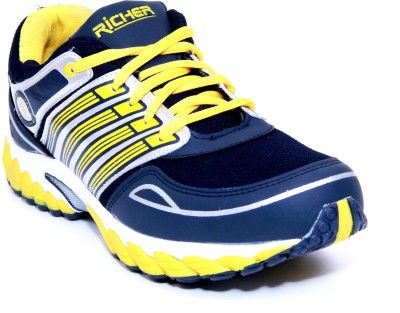 Richer Rr-Rnr-Blu-Ylw Running Shoes