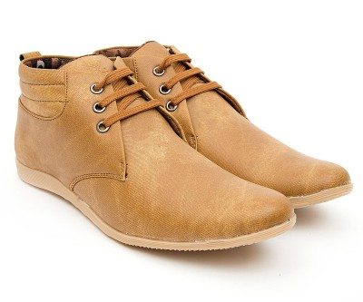Drex Corporate Casual Shoes(Brown)