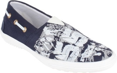 Flute Canvas Shoes