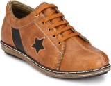 Knoos Sneakers (Tan)