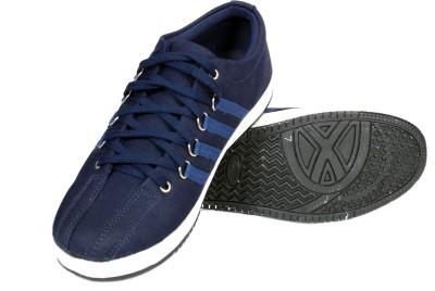 Walk Free Cool Navy Casual Shoe