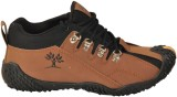 Alex Running Shoes, Walking Shoes (Brown...