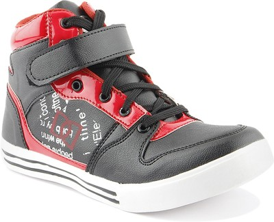 Kohinoor Red Sneakers