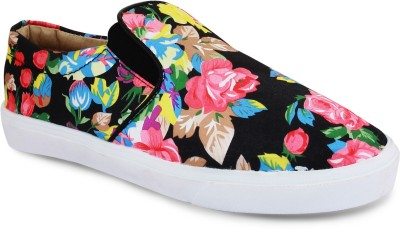 20Dresses Into The Night Floral Sneakers