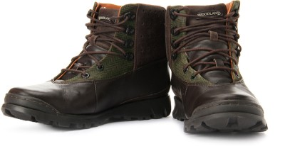 Woodland Boots