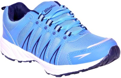 Hitcolus Navy Blue & Sky Running Shoes, Walking Shoes