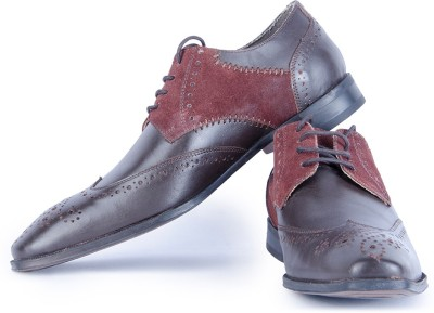 Burkley Formal Casual Oxford Shoes Party Wear