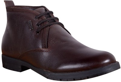 Tracer Tc-201 Brown Corporate Casuals