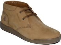 Woodland Men Boots(Tan)