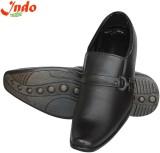 Indo Slip On  Shoe (Black)