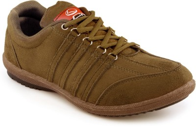 Lancer Brown Casual Shoes(Brown)
