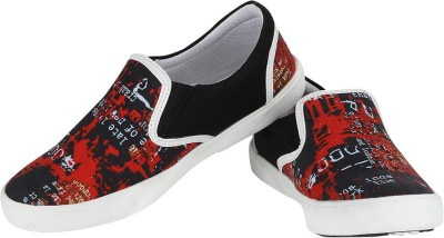 live long Canvas Shoes