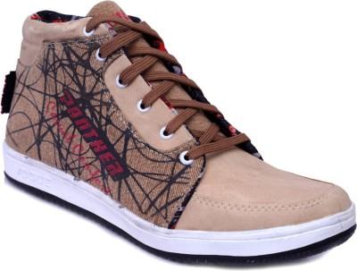 Marcbeau Panther Canvas Shoes