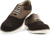 Perseus Men Corporate Casuals(Brown)