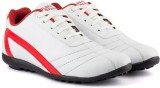 Golden Sparrow Football Shoes (White, Re...