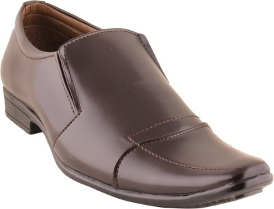 Darcey Sed-Ch-8011-Brown Slip On Shoes