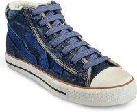 Bags Craze Stylish Shoes BC-ONLS-117 Sneakers(Blue)