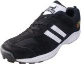 Bullwin Jumbo Cricket Shoes (Black)