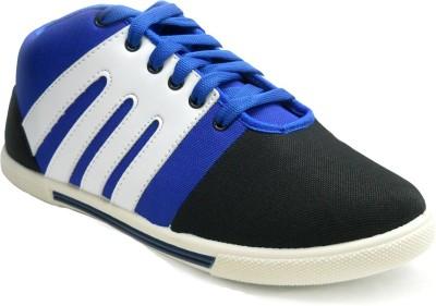 TerraVulc Blue Canvas Shoes