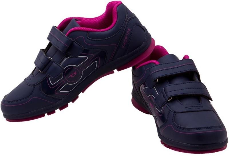 Prozone Women Blue Pink Light Weight Sports Running Shoes(Blue, Pink)