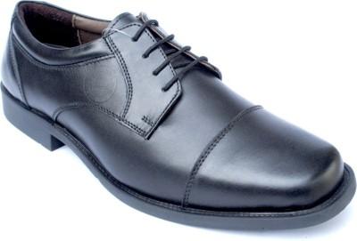 PFC Captoe Lace Up Shoes