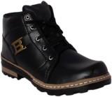 Royal Run Slip On Shoes (Black)
