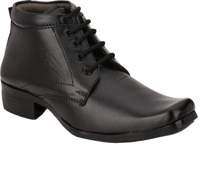 Shoe Day FORMAL BOOT Lace Up