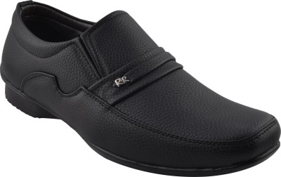 Real Blue Aa026 Slip On Shoes