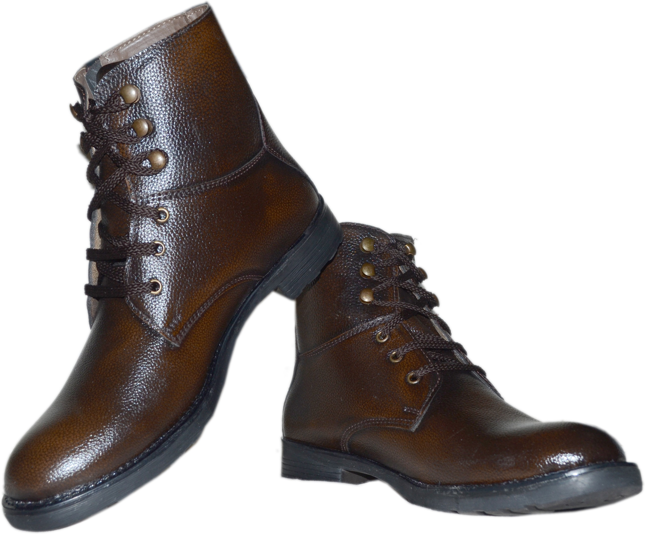 Shoe Smith SS1078 Boots(Brown)