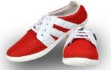 Rosso Italiano Sneakers (Red)