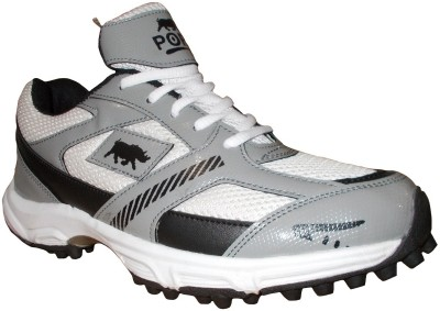Port Player Cricket Shoes(Grey)