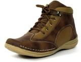 FBT 1045 Boots (Brown, Beige)