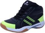 Zeefox Basketball Shoes (Black)