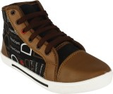 Earton Brown-149 Casuals Shoes (Brown)