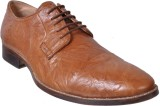 Alleviater Lace Up (Tan)
