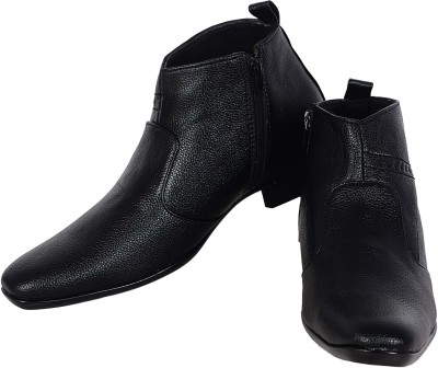 George Adam Bold Look Mens Pu Boots Boots