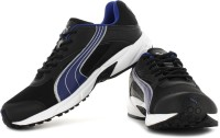 Puma Volt. II Ind. Men Running Shoes(Black, Blue)