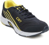Combit Running Shoes (Blue, Yellow)