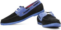 Style Centrum Men Boat Shoes(Blue, Black)