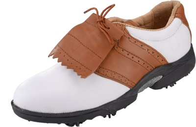 ESS Brown Golf shoes