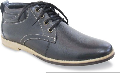 Sapatos Black Genuine Leather stylish Corporate Casuals Shoes