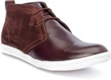 Bruno Manetti 396-SB Canvas Shoes (Brown...