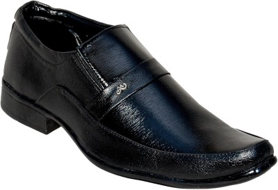 Adam Fit Synthetic-Leather-127 Slip On Shoes