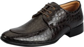 FAUSTO Lace Up(Brown)