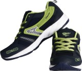 Glacier Running Shoes (Blue, Green)