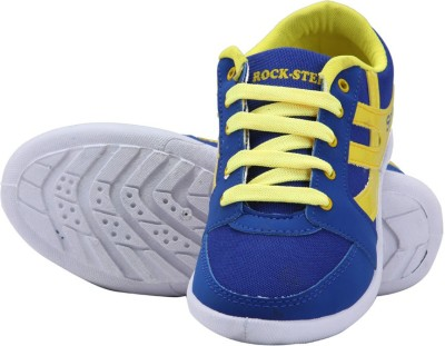 Rockstep Blue Yellow Casual Casual Shoes